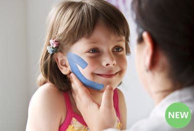 Kinesiology Taping for Respiratory, Oral Motor, and Speech Related Issues