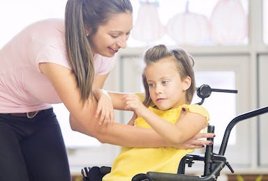 Children with Severe Impairments