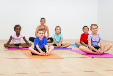 Pediatric Yoga