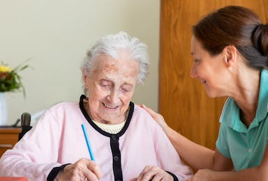 Evidence-Based Strategies for Clients with Dementia