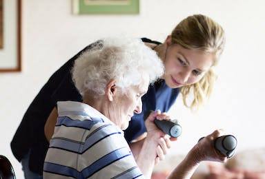 Effective Rehabilitation in the Home, Skilled Nursing Facilities, and Long-Term Care