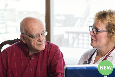 Stroke Rehab in the Home and Outpatient Settings