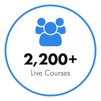 2700 Live Workshops in All 50 States