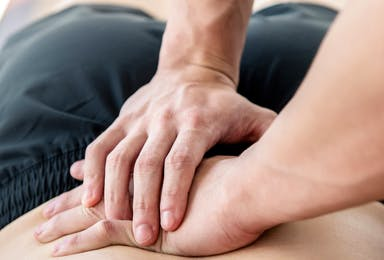 Effective Manual Therapy Techniques for the Cervical, Thoracic, and Lumbar Spine