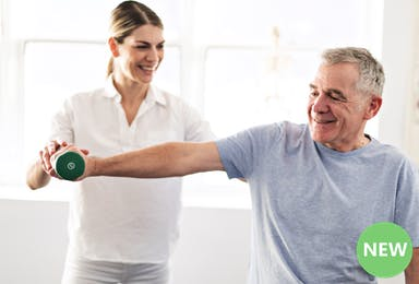 Strength Training in Geriatric Rehabilitation