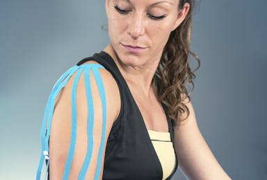 Kinesiology Taping, Manual Therapy & NeuroMuscular Re-Activation