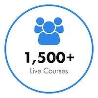 2,200+ Live Workshops in All 50 States