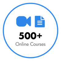 Over 325+ Online Courses
